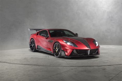 cost of front door official mansory stallone 812 superfast gtspirit