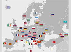 FileMap of Europe with flagssvg Wikimedia Commons