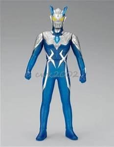 Ultraman Hero 500 LUNA MIRACLE ZERO Spark Doll Ltd Clear ...