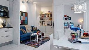 Sensational Tiny Apartments Cool, Eclectic Small Spaces