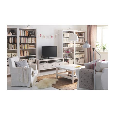 ikea hemnes wohnzimmer hemnes tv bench white stain 148x47 cm ikea