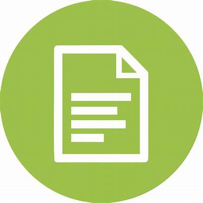Document Management Icon Solutions Data Form Documents