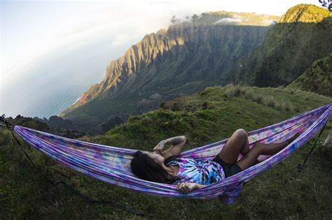 Hammock Photos by Grand Trunk Parachute Hammock In Prints