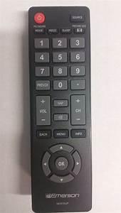 Original Emerson Nh310up Tv Remote Control