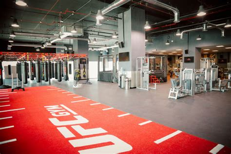 middle east ufc gym