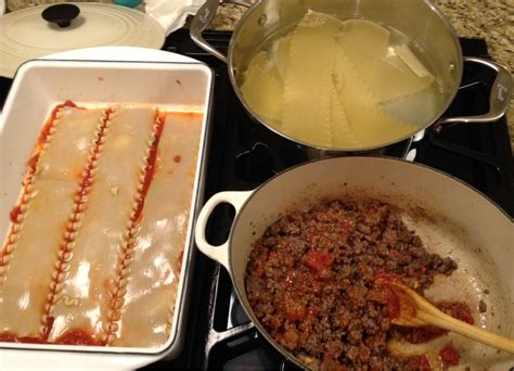 ricotta vs cottage cheese ricotta versus cottage cheese weeknight lasagna a charmed