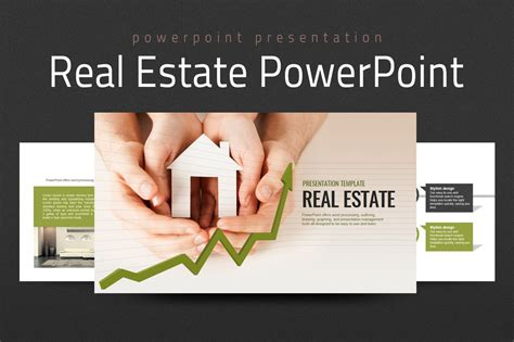 real estate powerpoint template powerpoint templates