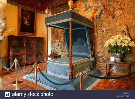 diane de poitiers bedroom chateau chenonceau france