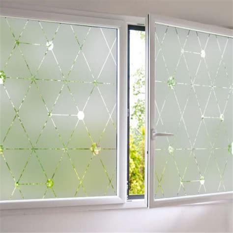 stickers pour fenetre cuisine sticker occultant pour vitre et fenêtre depoli design