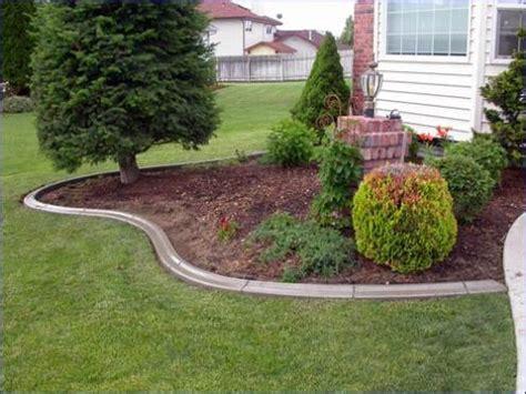 lawn edging options best landscape edging options ortega lawn care