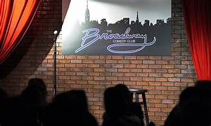 Broadway Comedy Club in New York, NY | Groupon