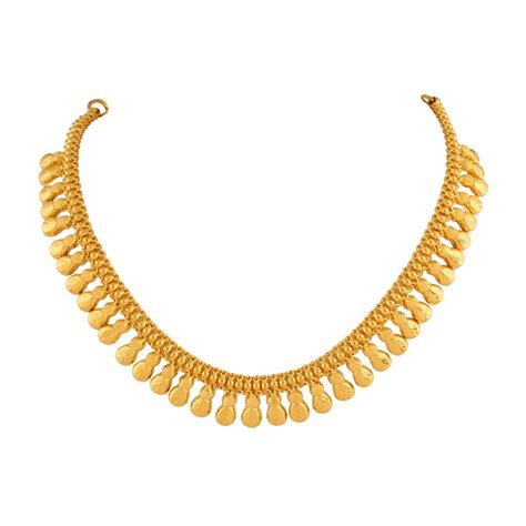 A Gold Necklace - Jewelry Ideas