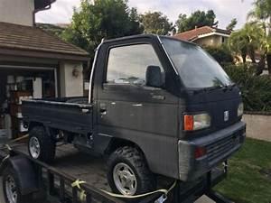 4x4 Honda Acty Japanese Mini Truck