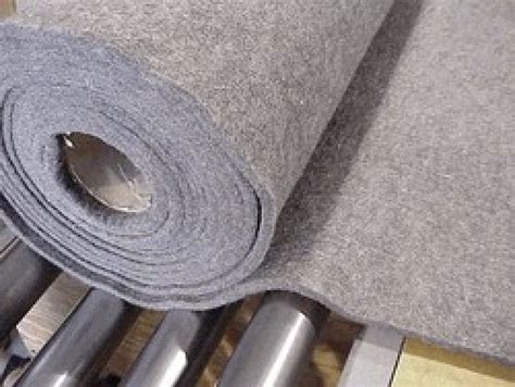 automotive jute carpet padding   yard