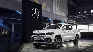Mercedes Class X : 2018 mercedes x class pickup debuts with 190hp off road chops ~ Melissatoandfro.com Idées de Décoration