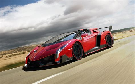 2018 Lamborghini Veneno Roadster Wallpaper Hd Car Wallpapers