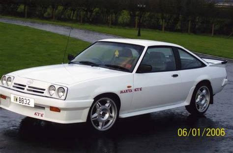 For Sale (1988) Opel Manta 2.0 Gte Exclusive Coupe
