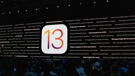 ios 13 release date beta and feature list techradar