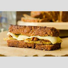 Hummingbird Grilled Cheese Sandwich Made With Banana Bread