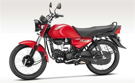 2018 Hero Hf Dawn Launched In India