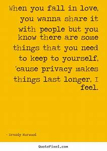 Love Quote Imag... Keep Privacy Quotes