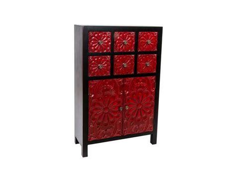 meuble de rangement chinois laqu 233