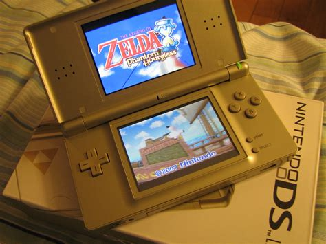 Large collection of nintendo ds roms (nds roms) available for download. Nintendo DS Lite Zelda edition: Question : zelda