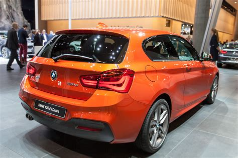 paket orange 2 foto bmw 120d xdrive mit bmw m paket modell f21