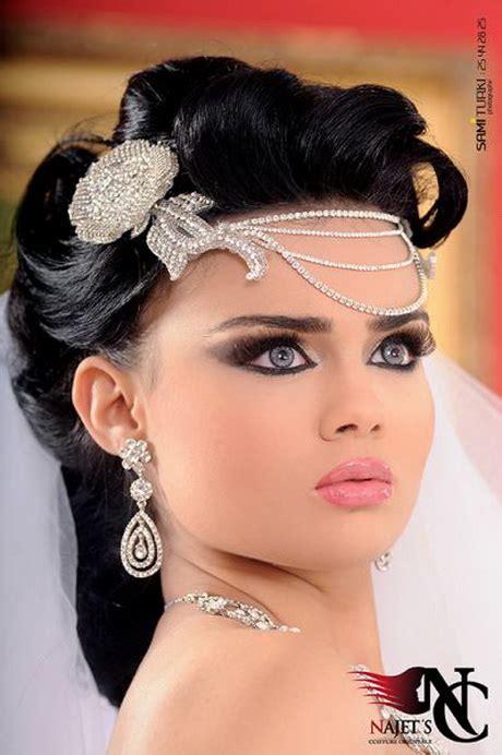 coiffure mariage oriental