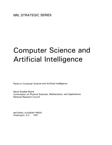 Artificial Intelligence Computer Neural NetworksNeural