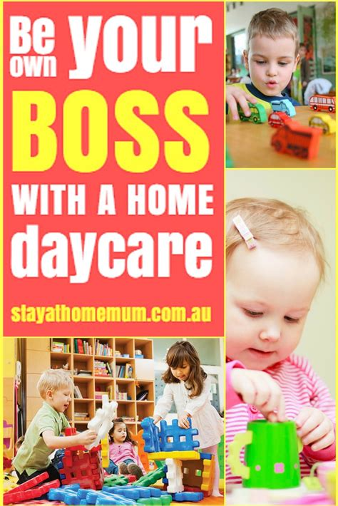 starting your own home daycare business pracmeiniza s 792 | Be Your Own Boss With A Home Daycare 2 1