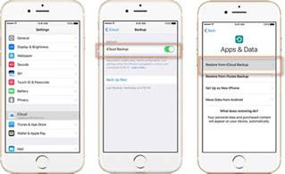 how to transfer pictures from iphone to new iphone how to transfer data from iphone to new iphone without