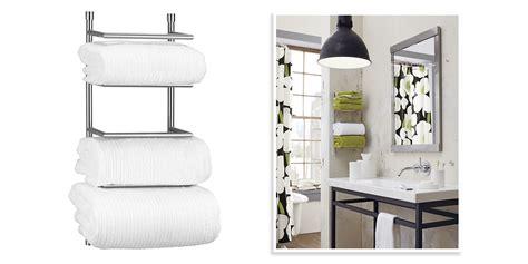 10 Best Bathroom Towel Racks 2018  Chic Towel Bars & Racks