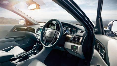 2019 Honda Accord Coupe Interior