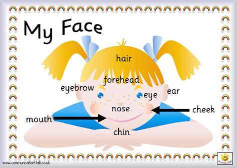 face fun  english