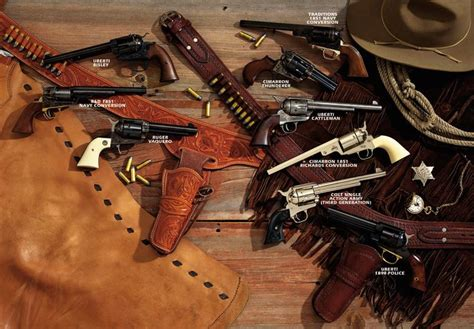 new cowboy guns of the west pistols the and guns