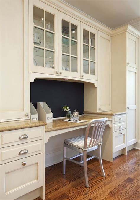 Built In Desk Cabinets by Built In Kitchen Desk Built In Kitchen Desk Kitchen