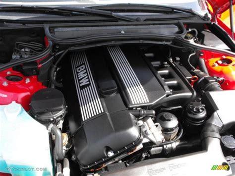 2000 Bmw 3 Series 328i Coupe 28l Dohc 24v Inline 6
