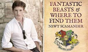 Eddie Redmayne bags lead in Harry Potter spin-off ...