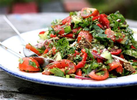 Best Fattoush Salad Recipe