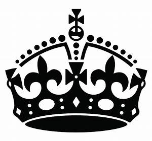 Keep Calm And Carry On Crown - ClipArt Best