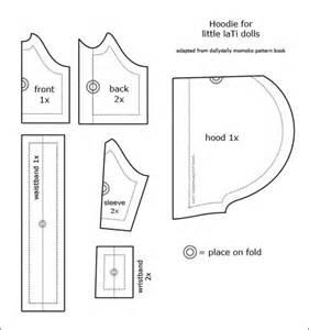 t shirt design programm kostenlos hoodie pattern for lati dolls the quot original size quot flickr