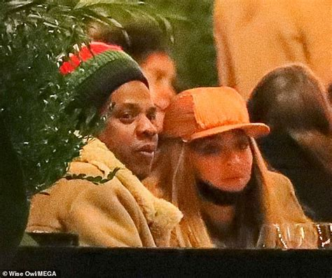 Beyonce and Jay-Z enjoy city date night as they dine at ...