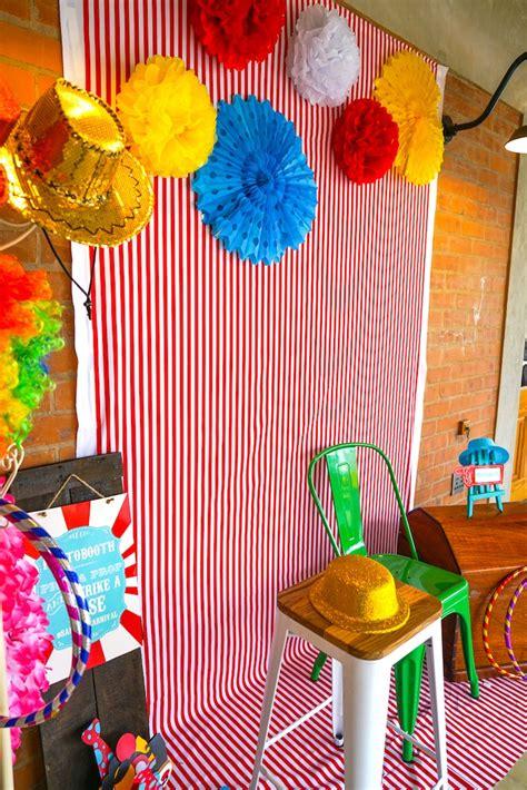 Backyard Carnivals by Kara S Ideas Backyard Carnival Kara S