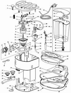 34 Delonghi Magnifica Parts Diagram