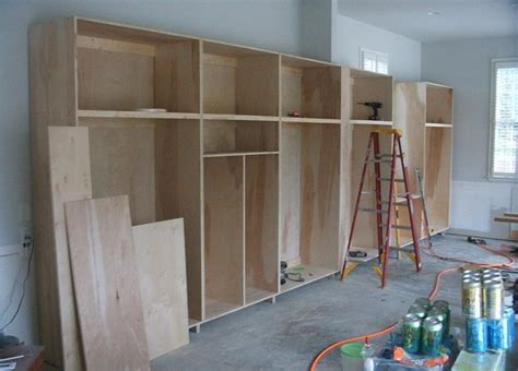 furniture unfinished custom diy homemade wood garage