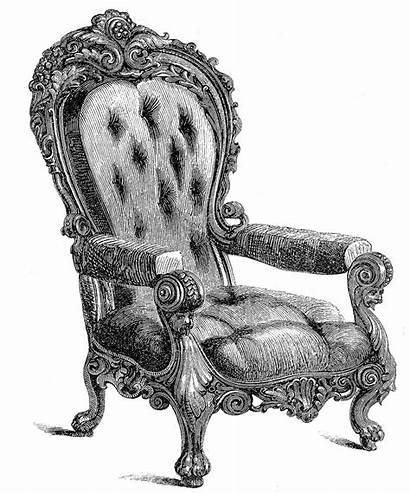 Chairs Fancy Clip Chair Clipart Graphics Fairy