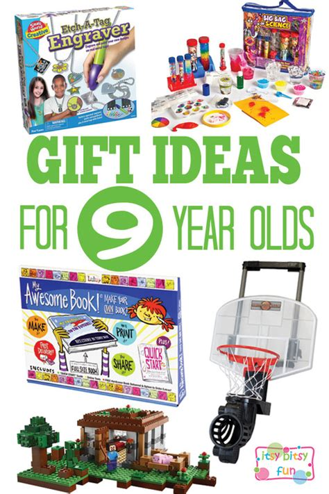 gifts for 9 year olds birthdays gift and christmas gifts