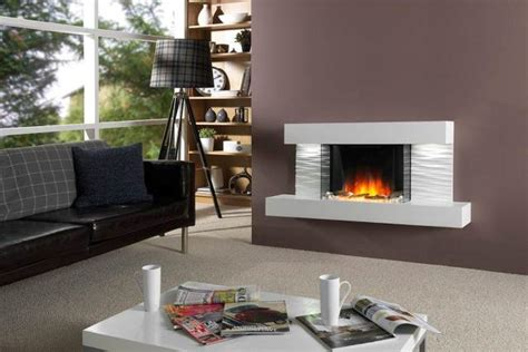 Electric Fireplace On Wall by Flamerite Fires Ador Essence Electric Suite Stanningley