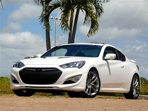 Used 2013 Hyundai Genesis Coupe 3 8 Track Manual For Sale